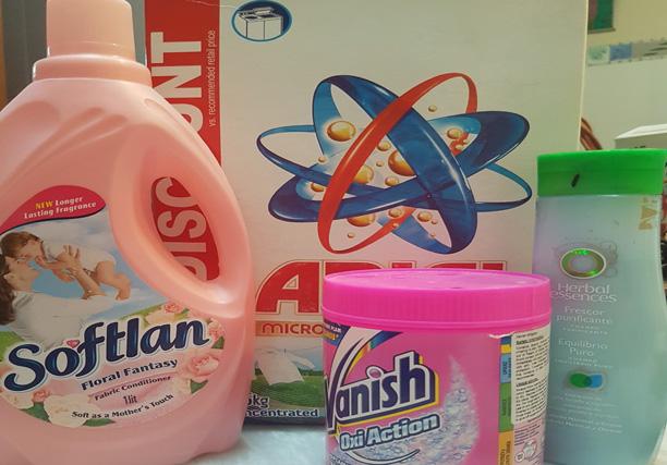 Urgent Detergent Header