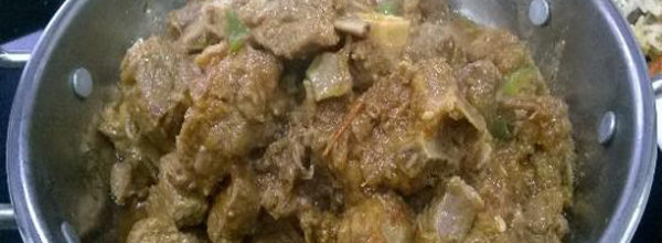 Eid Files: Easiest Mutton Karahi Recipe