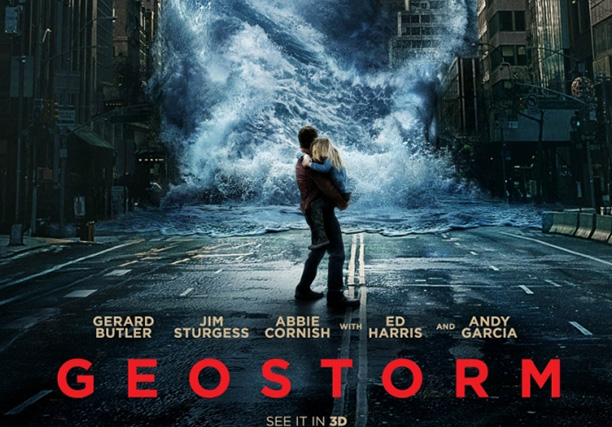 GeoStorm |Hollywood Movie Review