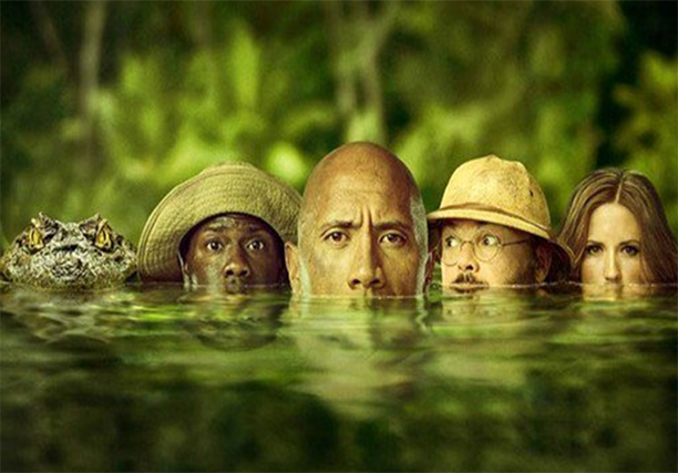 Jumanji | Movie Review