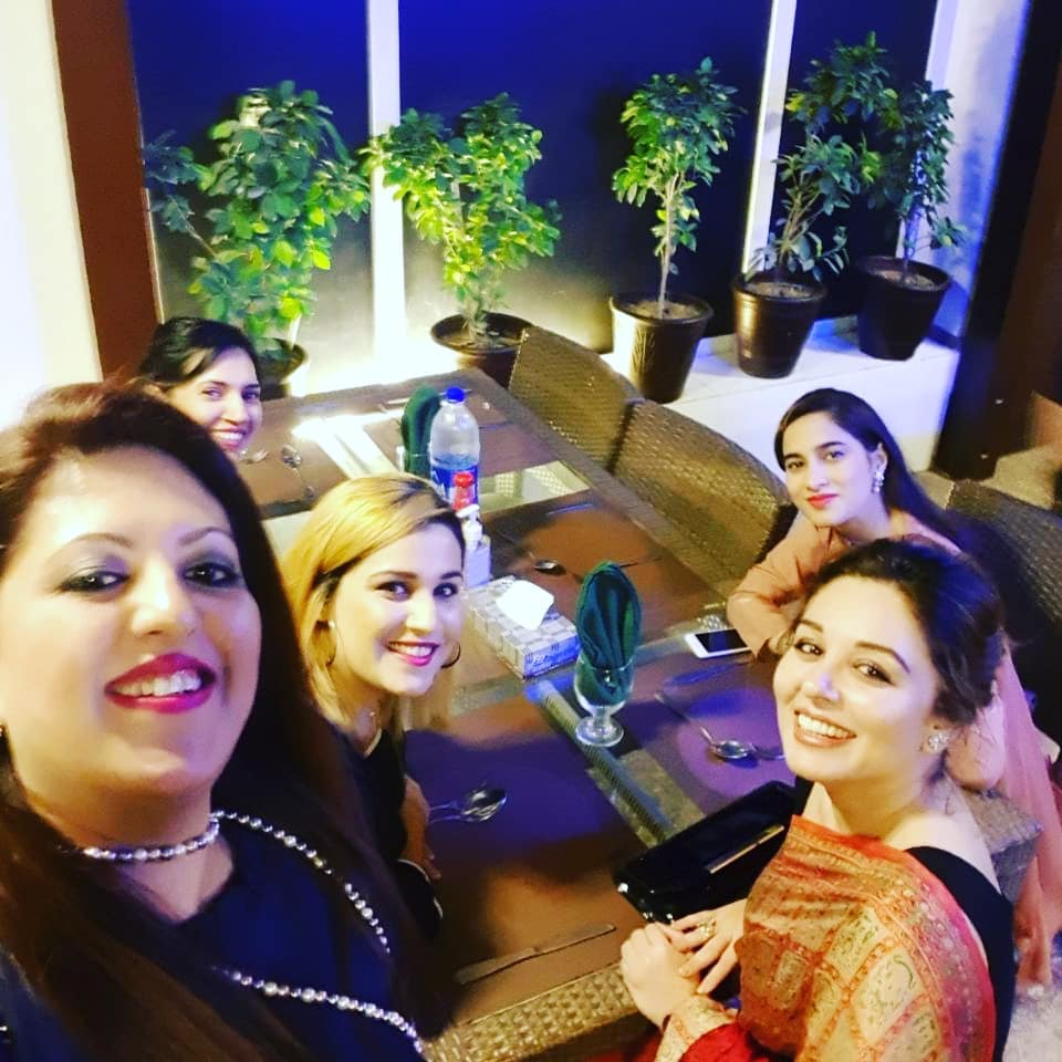 After event Dinner! ladiesfund oceanmall girlpower womensday me girlfriends happinesshellip
