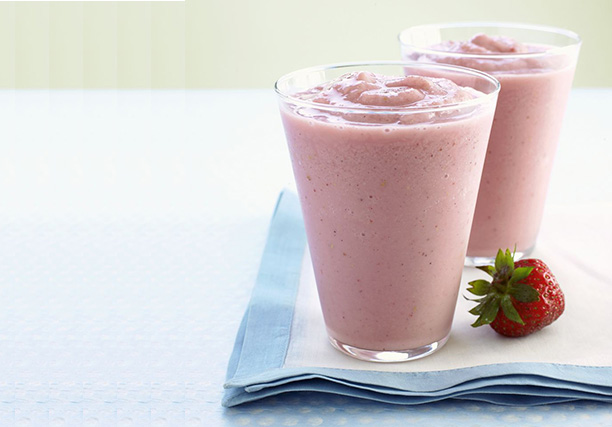 Strawberry Yogurt
