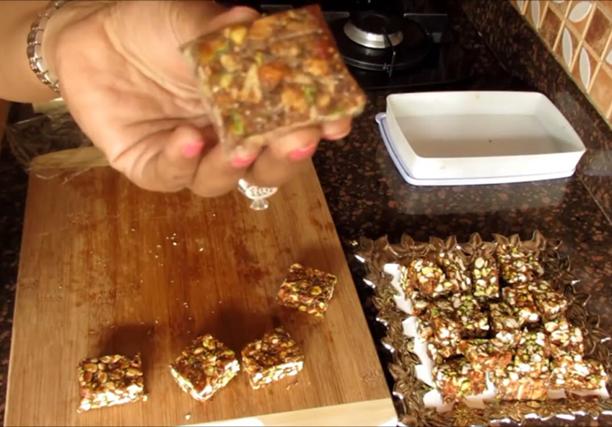 Guest Blogger: Anjeer Bites Recipe