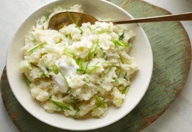 Guest Blogger | Potato Salad | An International Cuisine Recipe