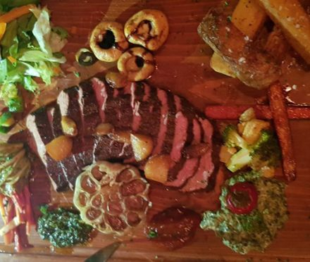 Steak Place Catch For You (CFU) Karachi | Review