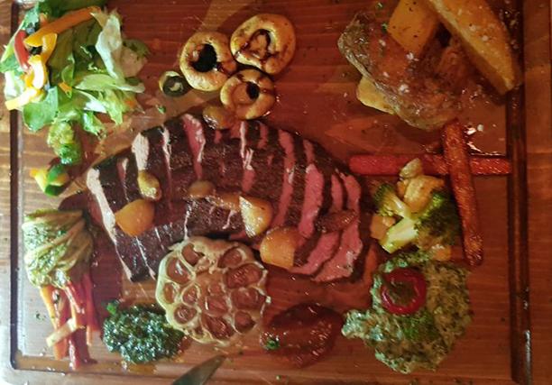 Steak Place Catch For You (CFU) Karachi | Review